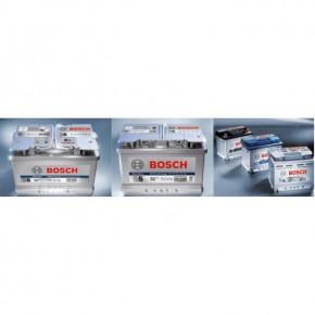 100 Amper Bosch Akü