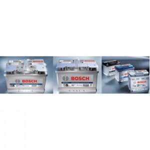56 Amper Bosch Akü