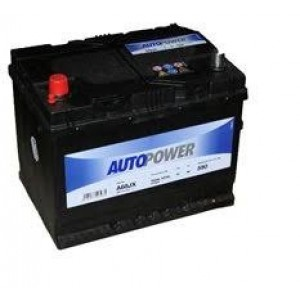 60 Amper Auto Power Akü Varta Akü Ürünü